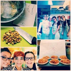 Cooking lab di California Bakery